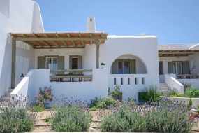 Aerides Villas Naxos Island