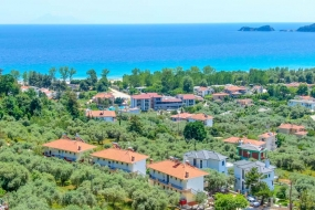 Golden View Studios Thassos