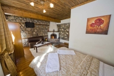 Double Room & Fireplace