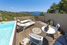 2 Br Suite White Villa with private pool