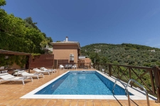 2Br 2 Bth villa Europa  with private pool